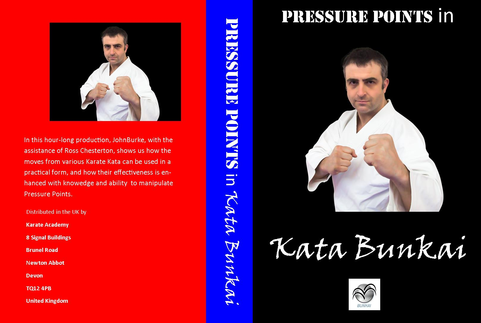 Pressure Points Bunkai video