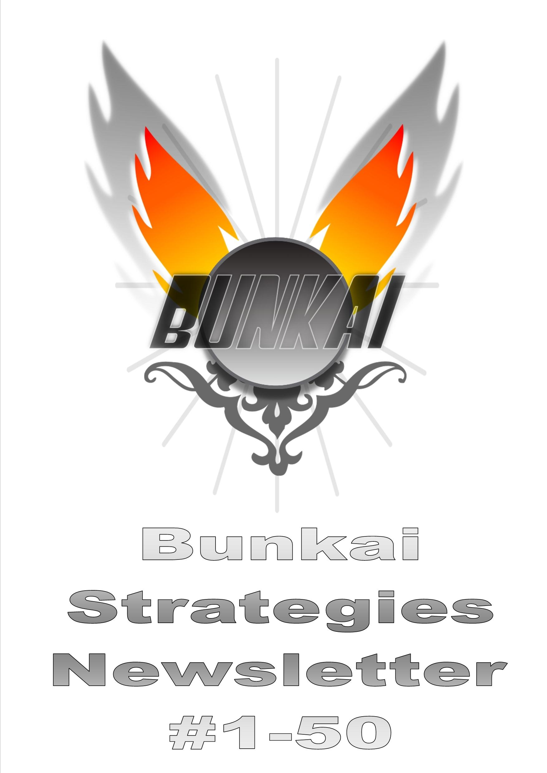bunkai strategies book
