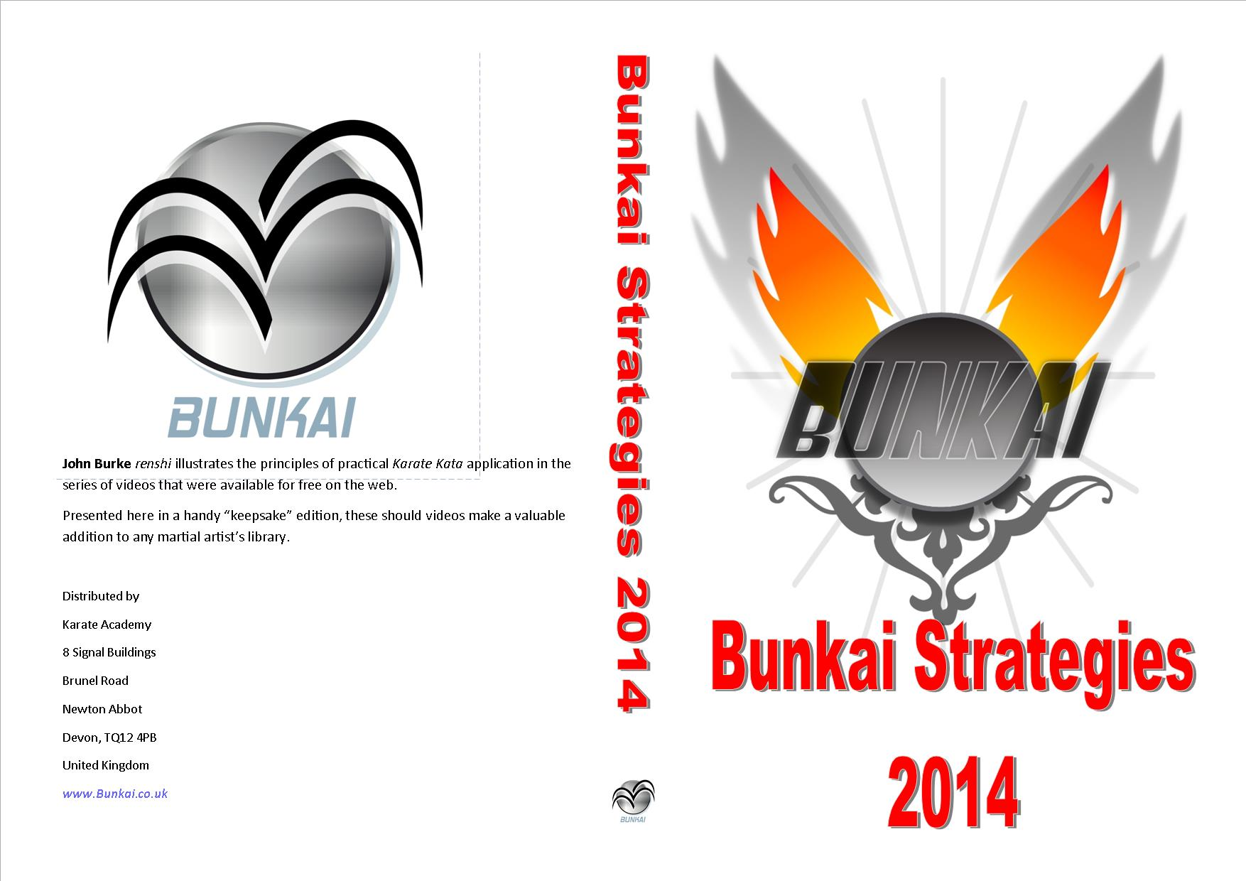 Bunkai Strategies DVD